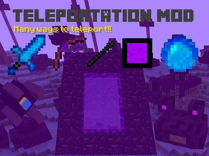 teleportation-mc