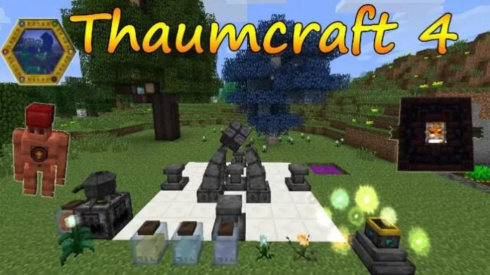 Thaumcraft Mod for Minecraft 1 8 9/1 8/1 7 10 | MinecraftSix