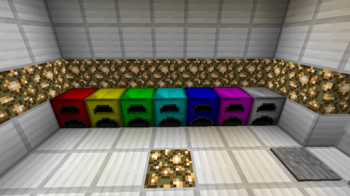 Better Furnaces Mod for Minecraft 1.7.10