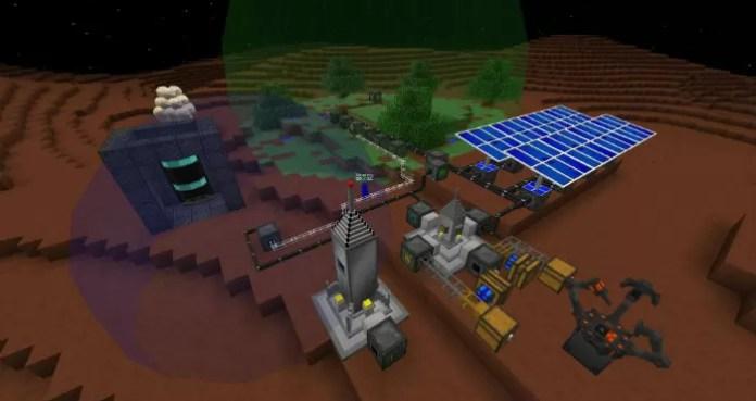 Galactcraft How To Craft Tier