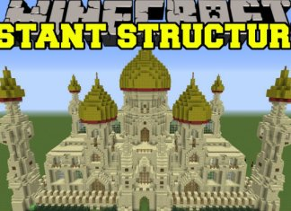 instant massive structures