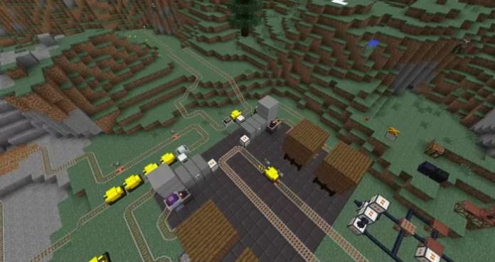 rail-craft