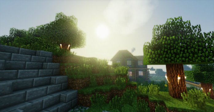 sildurs-shaders-minecraft
