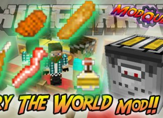 fry the world mod