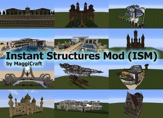 instant structures mod