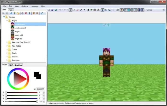 minecraft 1.8 4 skin download