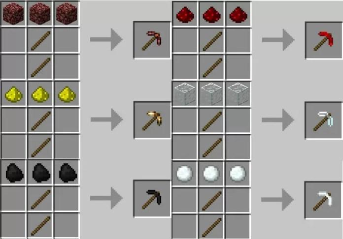 mo-pickaxes
