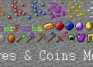 ores and coins mod