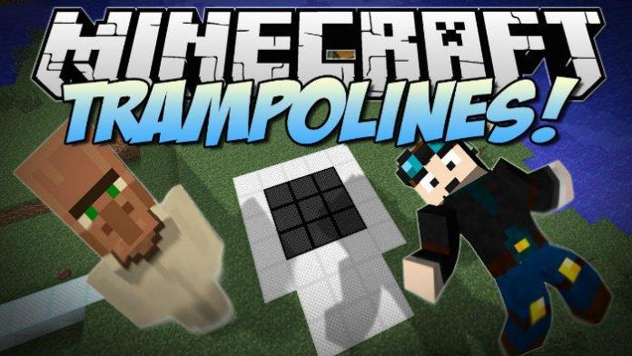 trampoline-minecraft
