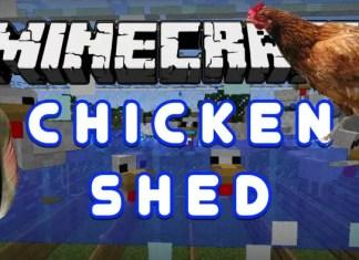 chicken shed mod