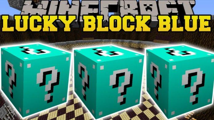 lucky block mod 1.8 9