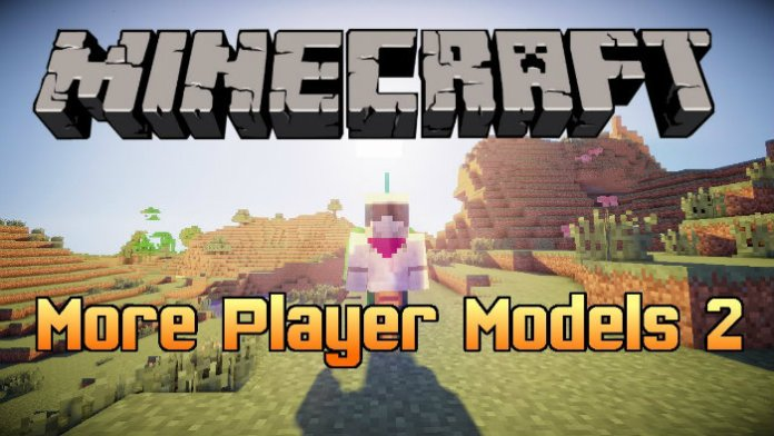 minecraft player models