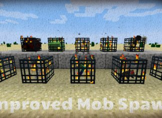 improved mob spawn mod