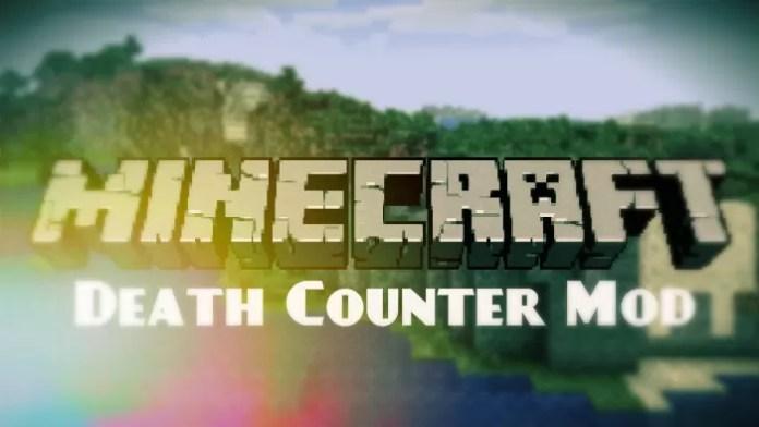 Death Counter Mod for Minecraft 1 12 2/1 11 2 | MinecraftSix