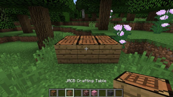 just-another-crafting-bech-minecraft