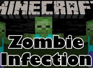 zombie infection mod minecraft