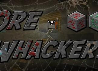 ore whacker map minecraft