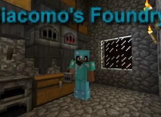 giacomos foundry mod minecraft