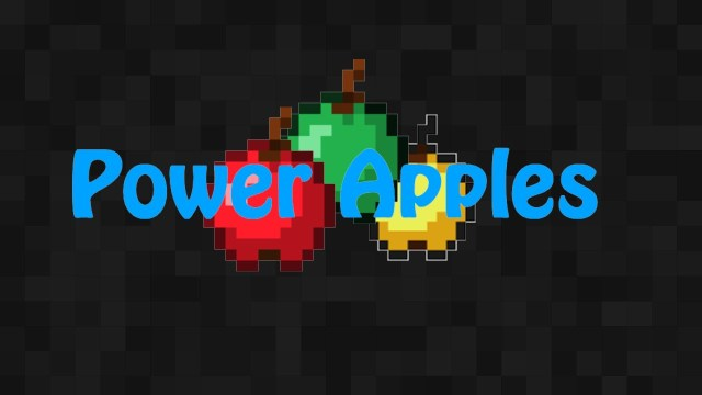 power-apples-mod-minecraft