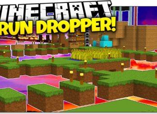run dropper parkour