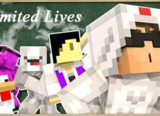 Limited Lives mod minecraft