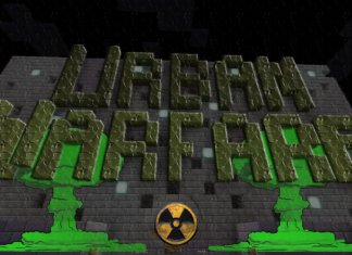 urban warfare map minecraft