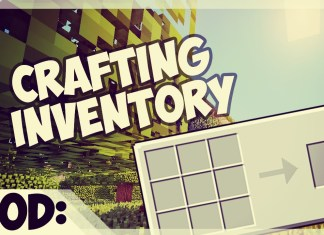 inventory crafting grid mod