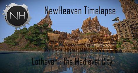 Lothaven Map for Minecraft 1 8 8 MinecraftSix