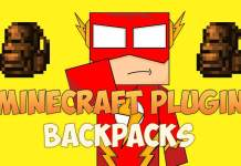 backpack item bukkit plugin