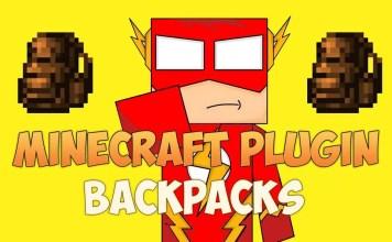 backpack item bukkit plugin
