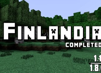 finlandia completed pack