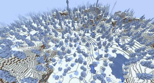 iceworld-seed-minecraft