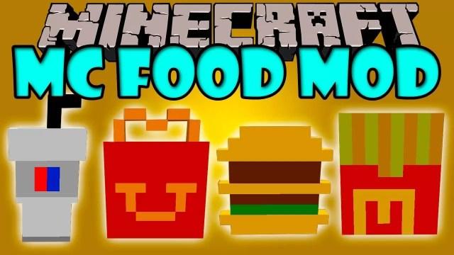 mcfood-mod-minecraft