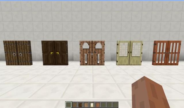 malisis-doors-mod