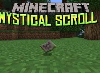 mystical scroll