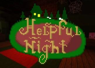 a helpful night map