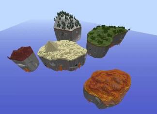 skylandia map