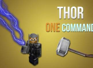 thor command block