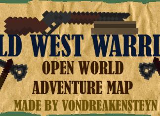wild west warrior