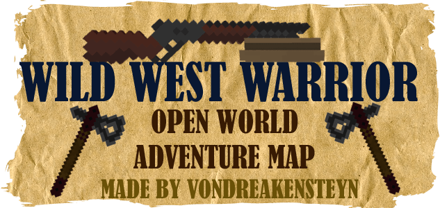 wild-west-warrior-map