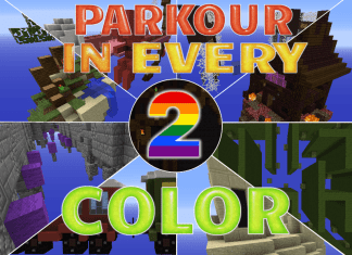 parkour in every color  map