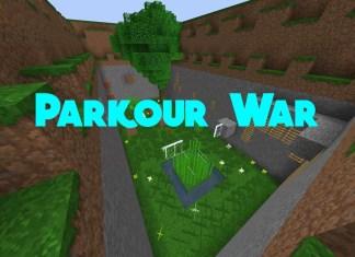 parkour war map