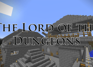 the lord of the dungeons map