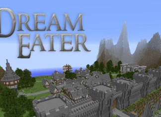 dream eater map