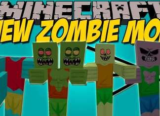 new zombie mod