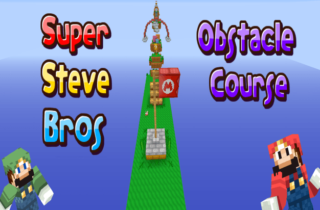 Super-Steve-Bros-Obstacle-Course-map