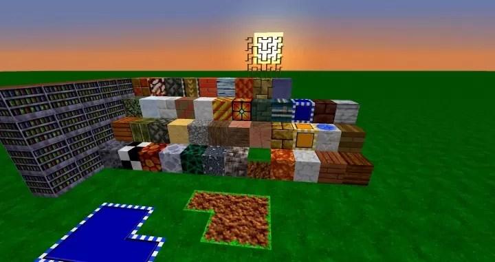 Super Mario 64 Resource Pack for Minecraft 1.9.2/1.9 | MinecraftSix
