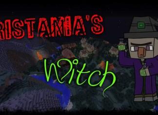 tristanias witch map