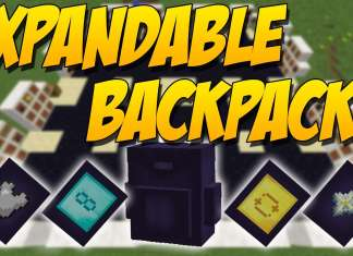 expandable backpacks mod