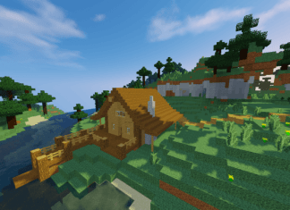 natural textures resource pack